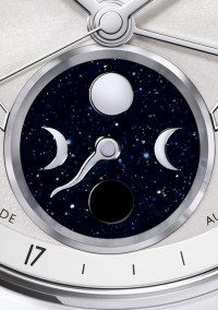 Montre Chanel J12 Moonphase detail
