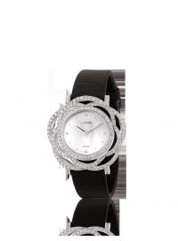 Montre Chanel en Or blanc 18 carats et Diamants