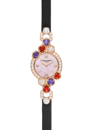 Montre Chaumet Bee My Love or diamants