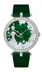 Montre Van Cleef and Arpels Lady Arpels Zodiac Virgo
