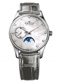 Montre Zenith Heritage Elite Ultra Thin Lady Moonphase