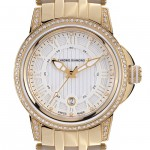 Montre femme luxe Chrono Diamond Dionne Or